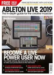 MusicTech Focus Series Magazine Cover