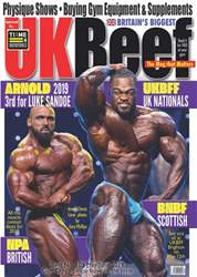 The Beef Magazine Magazine Cover