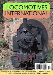 Locomotives International Magazine Cover