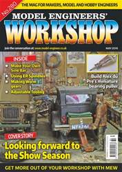 Model Engineers' Workshop Magazine Magazine Cover