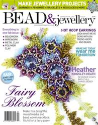 Bead Magazine Magazine Cover
