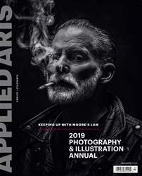Applied Arts Magazine Cover