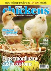 Your Chickens Magazine Cover