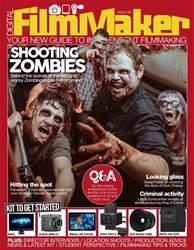 Digital FilmMaker Magazine Cover