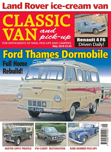 Classic Van & Pick-up Preview