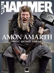 Metal Hammer Magazine Cover