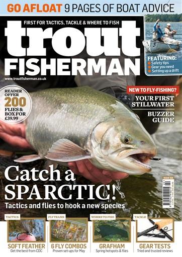 Trout Fisherman Preview