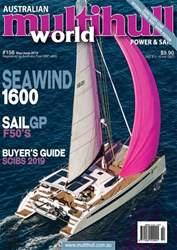 Multihull World Magazine Cover