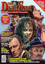The Darkside Magazine Cover
