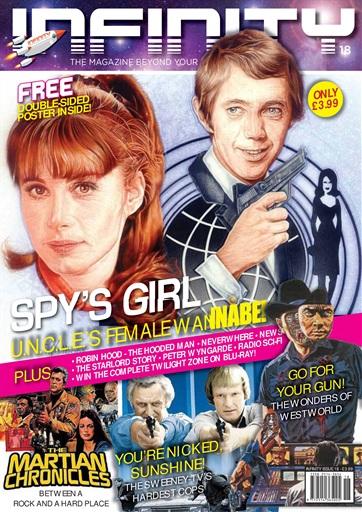 Infinity Magazine Preview