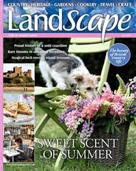 LandScape Magazine Cover