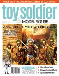Toy Soldier & Model Figure Magazine Cover