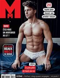 MMensuel Magazine Cover
