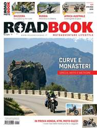 RoadBook Magazine Cover
