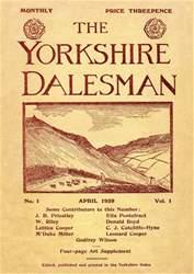 Dalesman Magazine Magazine Cover
