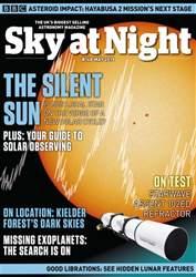 BBC Sky at Night Magazine Magazine Cover