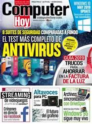 Computer Hoy Magazine Cover