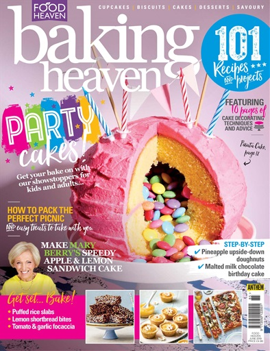 Baking Heaven Preview