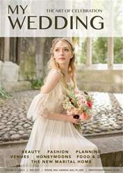 My Wedding Magazine Cover