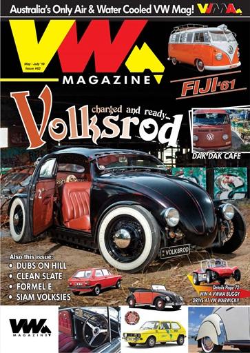 VW Magazine Australia Preview