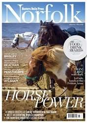EDP Norfolk Magazine Cover