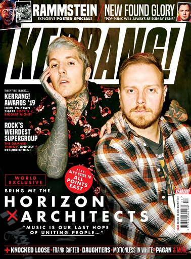 Kerrang Digital Issue