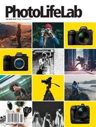 Photo Life Magazine Cover