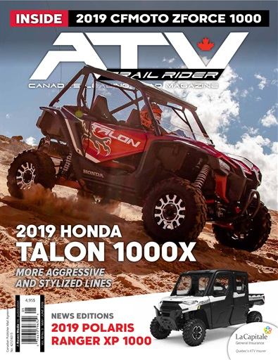 ATV Trail Rider Back Issues | Pocketmags