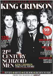 Uncut Special Series Magazine Cover