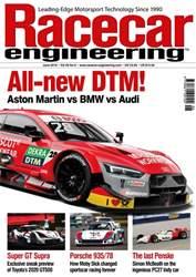 Racecar Engineering Magazine Cover