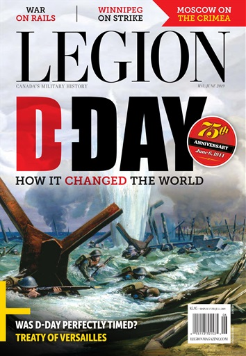 Legion Digital Issue