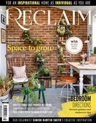 Reclaim Magazine Cover