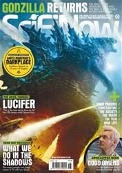 SciFiNow Magazine Cover