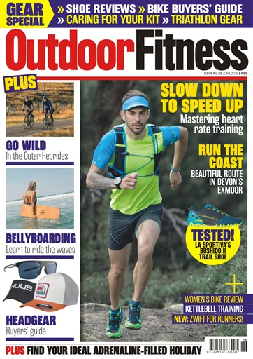 Outdoor Fitness Preview