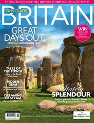 Britain Magazine Cover
