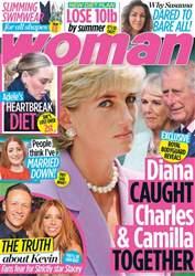Woman Magazine Cover