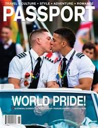Passport Magazine Cover