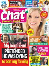 Chat Passion Series Magazine Cover