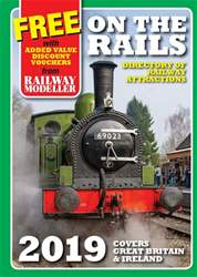 Railway Modeller Magazine Cover