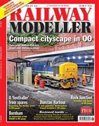 Railway Modeller Magazine Cover