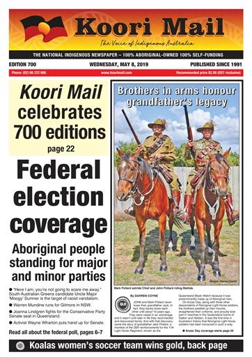 Koori Mail Preview