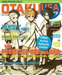 Otaku Magazine Cover