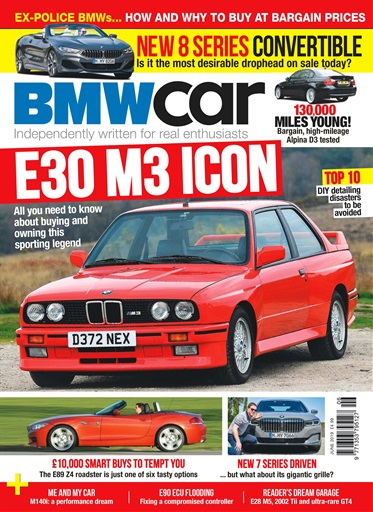 Title Cover Preview BMW Car Preview