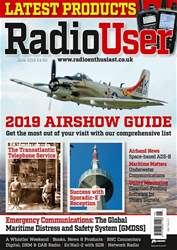 Radio User Magazine Cover