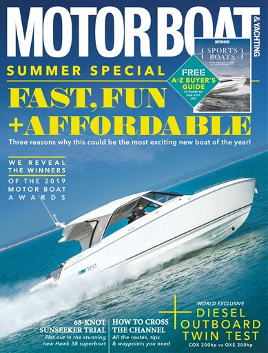 Motorboat & Yachting Preview