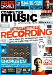Computer Music Magazine Cover