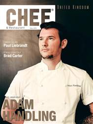 Chef & Restaurant Magazine Magazine Cover