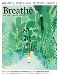 Breathe Magazine Cover