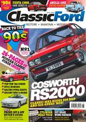 Classic Ford Magazine Cover
