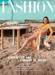 Fashion Magazine Magazine Cover